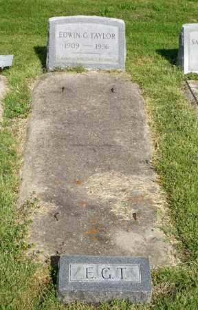 TAYLOR, EDWIN G. - Accomack County, Virginia   EDWIN G. TAYLOR - Virginia Gravestone Photos