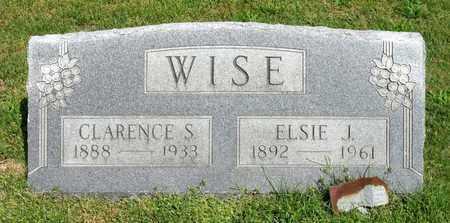 WISE, ELSIE J. - Accomack County, Virginia | ELSIE J. WISE - Virginia Gravestone Photos