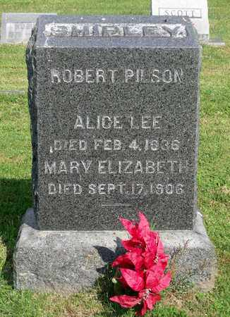 SHIPLEY, ALICE LEE - Accomack County, Virginia | ALICE LEE SHIPLEY - Virginia Gravestone Photos