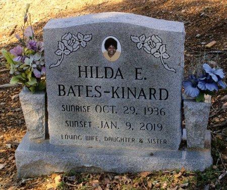 BATES-KINARD, HILDA E. - Albemarle County, Virginia | HILDA E. BATES-KINARD - Virginia Gravestone Photos