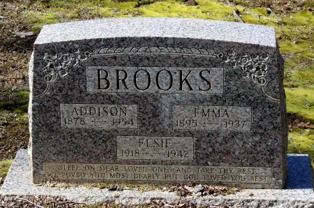 BROOKS, EMMA - Albemarle County, Virginia | EMMA BROOKS - Virginia Gravestone Photos