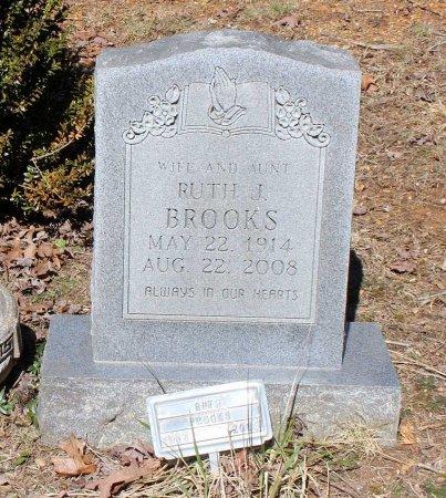 BROOKS, RUTH J. - Albemarle County, Virginia   RUTH J. BROOKS - Virginia Gravestone Photos