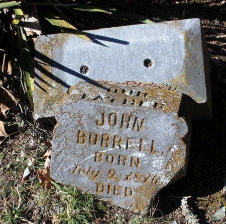 BURRELL, JOHN - Albemarle County, Virginia   JOHN BURRELL - Virginia Gravestone Photos