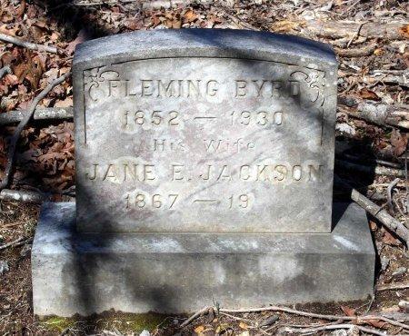 BYRD, FLEMING - Albemarle County, Virginia | FLEMING BYRD - Virginia Gravestone Photos