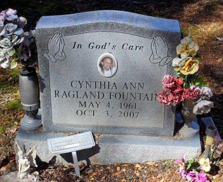 FOUNTAIN, CYNTHIA ANN - Albemarle County, Virginia | CYNTHIA ANN FOUNTAIN - Virginia Gravestone Photos