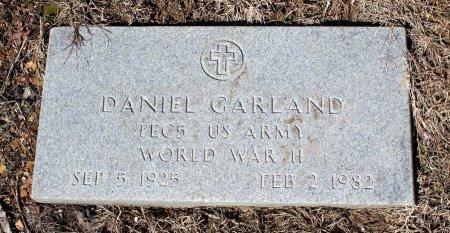 GARLAND, DANIEL - Albemarle County, Virginia   DANIEL GARLAND - Virginia Gravestone Photos