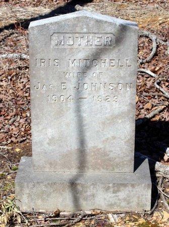 JOHNSON, IRIS - Albemarle County, Virginia | IRIS JOHNSON - Virginia Gravestone Photos
