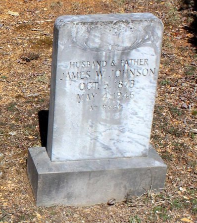 JOHNSON, JAMES W. - Albemarle County, Virginia   JAMES W. JOHNSON - Virginia Gravestone Photos