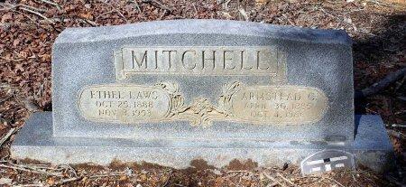 MITCHELL, ETHEL - Albemarle County, Virginia | ETHEL MITCHELL - Virginia Gravestone Photos