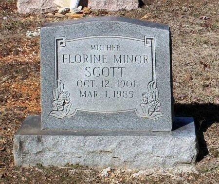 SCOTT, FLORINE - Albemarle County, Virginia   FLORINE SCOTT - Virginia Gravestone Photos