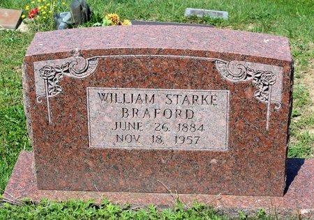 BRAFORD, WILLIAM STARKE - Alleghany County, Virginia | WILLIAM STARKE BRAFORD - Virginia Gravestone Photos