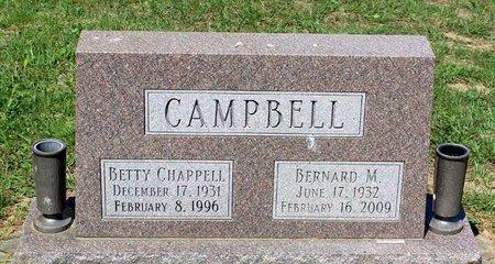 CAMPBELL, BERNARD M. - Alleghany County, Virginia | BERNARD M. CAMPBELL - Virginia Gravestone Photos