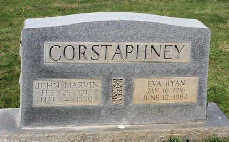 CORSTAPHNEY, JOHN MARVIN - Alleghany County, Virginia | JOHN MARVIN CORSTAPHNEY - Virginia Gravestone Photos