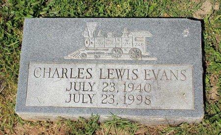 EVANS, CHARLES LEWIS - Alleghany County, Virginia   CHARLES LEWIS EVANS - Virginia Gravestone Photos