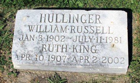 HULLINGER, RUTH - Alleghany County, Virginia | RUTH HULLINGER - Virginia Gravestone Photos