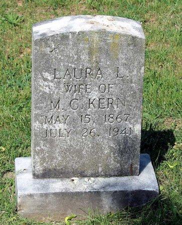 KERN, LAURA L. - Alleghany County, Virginia   LAURA L. KERN - Virginia Gravestone Photos