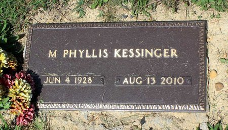 KESSINGER, MARGARET PHYLLIS - Alleghany County, Virginia | MARGARET PHYLLIS KESSINGER - Virginia Gravestone Photos