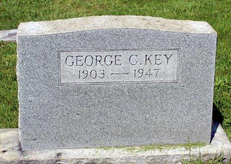 KEY, GEORGE C. - Alleghany County, Virginia | GEORGE C. KEY - Virginia Gravestone Photos