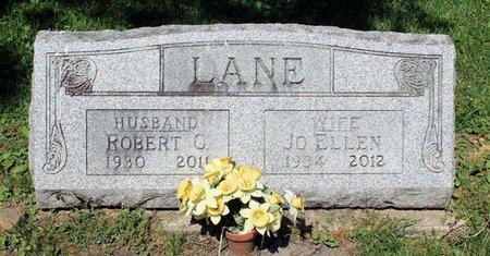 LANE, JO ELLEN - Alleghany County, Virginia | JO ELLEN LANE - Virginia Gravestone Photos