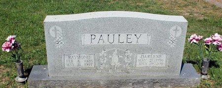 PAULEY, RAYMOND - Alleghany County, Virginia | RAYMOND PAULEY - Virginia Gravestone Photos
