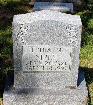 SIPLE, LYDIA A. - Alleghany County, Virginia | LYDIA A. SIPLE - Virginia Gravestone Photos