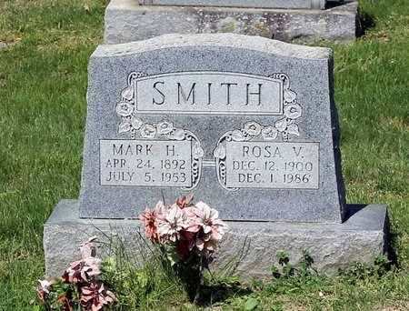 SMITH, ROSA V. - Alleghany County, Virginia | ROSA V. SMITH - Virginia Gravestone Photos