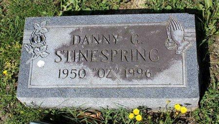 STINESPRING, DANNY G. - Alleghany County, Virginia | DANNY G. STINESPRING - Virginia Gravestone Photos