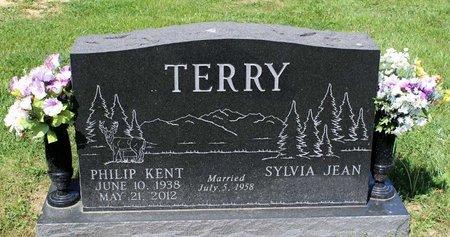 TERRY, PHILIP KENT - Alleghany County, Virginia | PHILIP KENT TERRY - Virginia Gravestone Photos