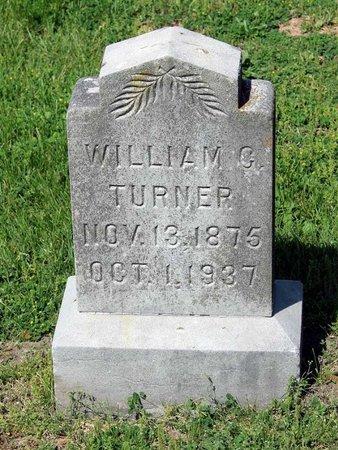 TURNER, WILLIAM G. - Alleghany County, Virginia | WILLIAM G. TURNER - Virginia Gravestone Photos