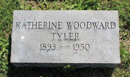 TYLER, KATHERINE - Alleghany County, Virginia | KATHERINE TYLER - Virginia Gravestone Photos