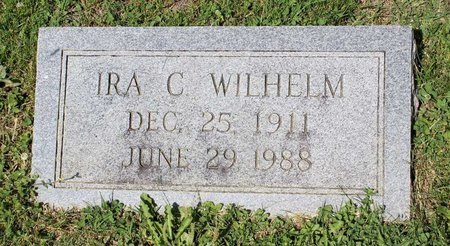 WILHELM, IRA C. - Alleghany County, Virginia | IRA C. WILHELM - Virginia Gravestone Photos