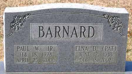 BARNARD, PAUL W. JR. - Amelia County, Virginia   PAUL W. JR. BARNARD - Virginia Gravestone Photos