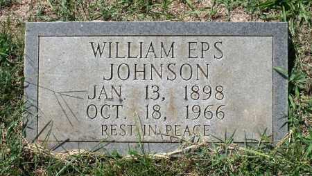JOHNSON, WILLIAM EPS - Appomattox County, Virginia | WILLIAM EPS JOHNSON - Virginia Gravestone Photos