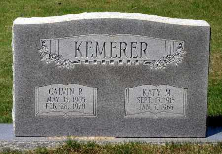 KEMERER, KATY M. - Appomattox County, Virginia | KATY M. KEMERER - Virginia Gravestone Photos