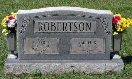 ROBERTSON, RACHEL G. - Appomattox County, Virginia | RACHEL G. ROBERTSON - Virginia Gravestone Photos