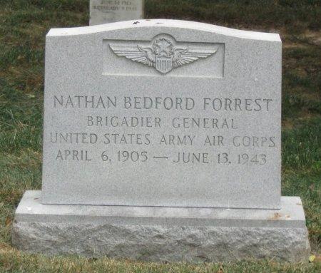 FORREST, NATHAN BEDFORD III - Arlington County, Virginia | NATHAN BEDFORD III FORREST - Virginia Gravestone Photos