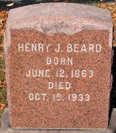 BEARD, HENRY J. - Augusta County, Virginia | HENRY J. BEARD - Virginia Gravestone Photos