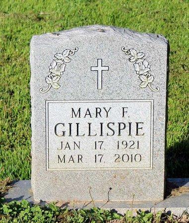 GILLISPIE, MARY F. - Bath County, Virginia | MARY F. GILLISPIE - Virginia Gravestone Photos