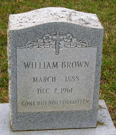 BROWN, WILLIAM - Bedford County, Virginia | WILLIAM BROWN - Virginia Gravestone Photos