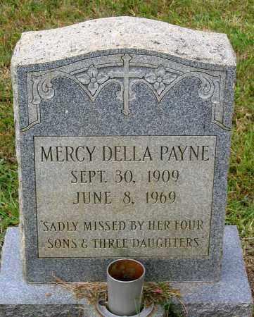PAYNE, MERCY DELLA - Bedford County, Virginia | MERCY DELLA PAYNE - Virginia Gravestone Photos
