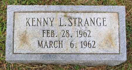STRANGE, KENNY L. - Bedford County, Virginia | KENNY L. STRANGE - Virginia Gravestone Photos