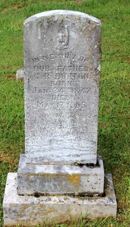 BURTON, CHARLES R. - Bland County, Virginia | CHARLES R. BURTON - Virginia Gravestone Photos