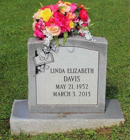 DAVIS, LINDA ELIZABETH - Bland County, Virginia | LINDA ELIZABETH DAVIS - Virginia Gravestone Photos