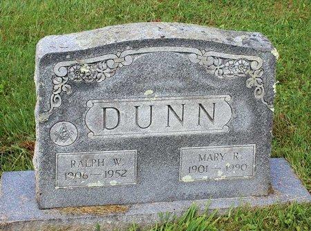 DUNN, MARY R. - Bland County, Virginia | MARY R. DUNN - Virginia Gravestone Photos