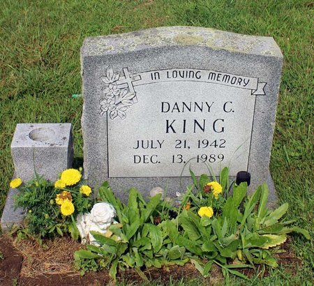 KING, DANNY C. - Bland County, Virginia | DANNY C. KING - Virginia Gravestone Photos
