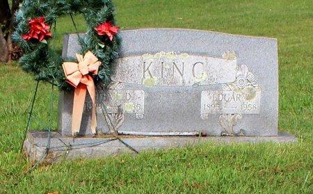 KING, EDGAR PALMER - Bland County, Virginia | EDGAR PALMER KING - Virginia Gravestone Photos