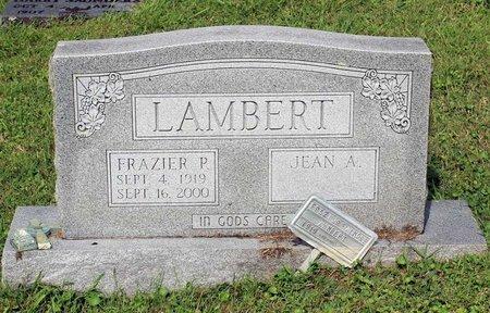 LAMBERT, FRAZIER FILMORE - Bland County, Virginia | FRAZIER FILMORE LAMBERT - Virginia Gravestone Photos