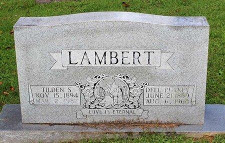 LAMBERT, DELL - Bland County, Virginia | DELL LAMBERT - Virginia Gravestone Photos