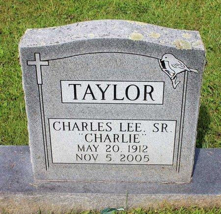 TAYLOR, CHARLES LEE - Bland County, Virginia   CHARLES LEE TAYLOR - Virginia Gravestone Photos