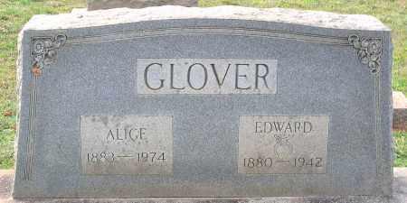 GLOVER, EDWARD - Buckingham County, Virginia   EDWARD GLOVER - Virginia Gravestone Photos